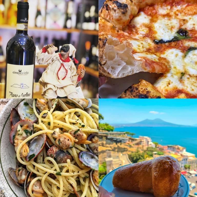 4 piatti tipici di Napoli