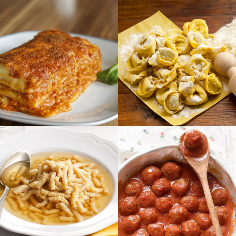 4 piatti tipici di Bologna