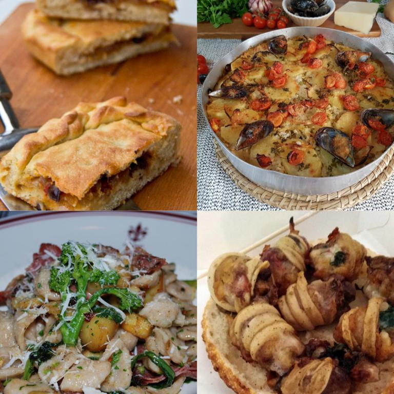 4 piatti tipici di Bari