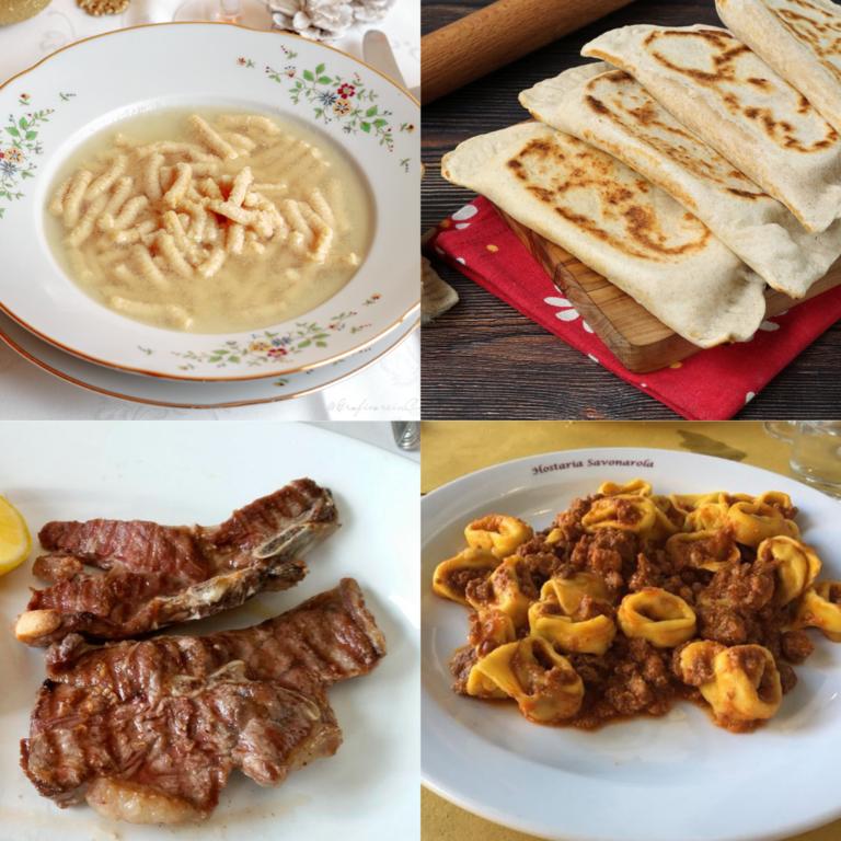 4 piatti tipici di Ravenna