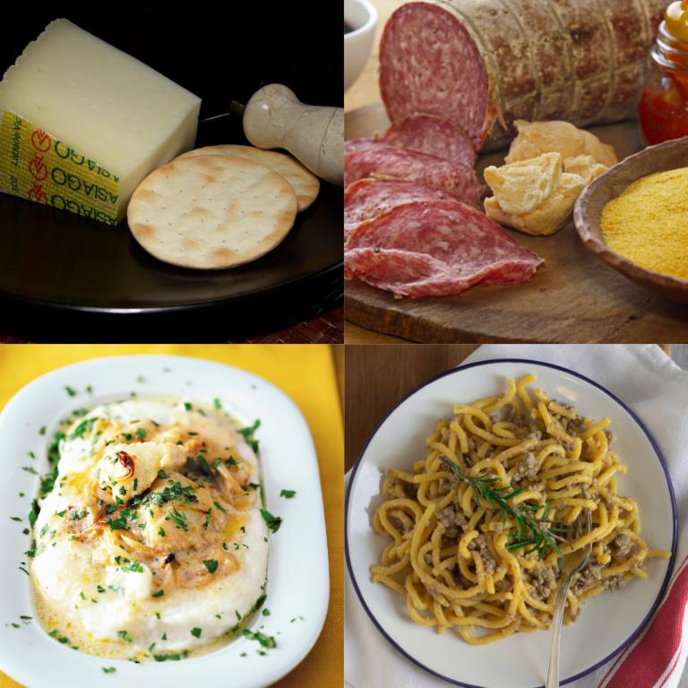 4 piatti tipici di Vicenza