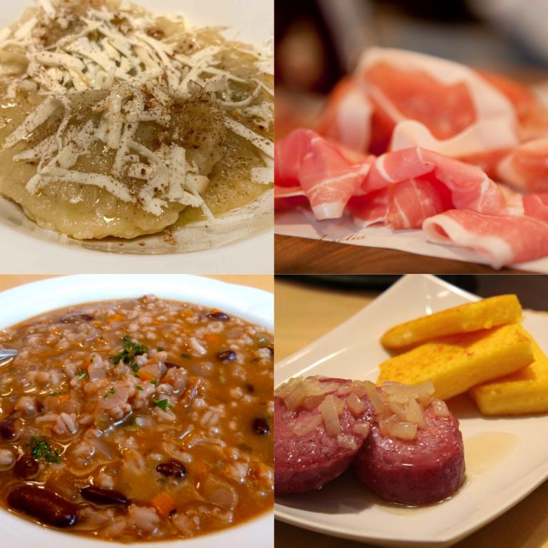 4 piatti tipici di Udine