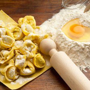 Cosa mangiare Bologna Tortellini romagnoli