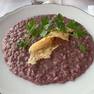 Cosa mangiare a Verona Risotto all'Amarone