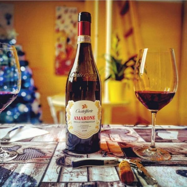 Vini DOCG Veneto Amarone della Valpollicella